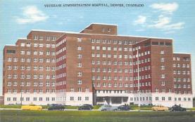 top020485 - Hospital Post Card