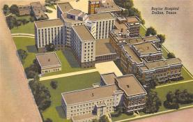 top020489 - Hospital Post Card