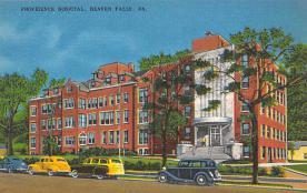 top020491 - Hospital Post Card