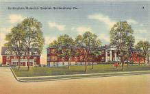 top020505 - Hospitals Post Card