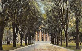 top020531 - Hospitals Post Card