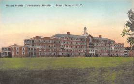 top020537 - Hospitals Post Card