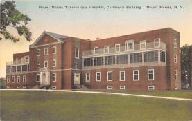 top020541 - Hospitals Post Card