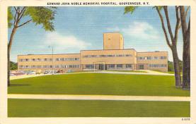 top020545 - Hospitals Post Card