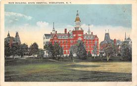 top020547 - Hospitals Post Card