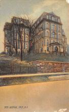 top020557 - Hospitals Post Card