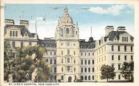 top020563 - Hospitals Post Card
