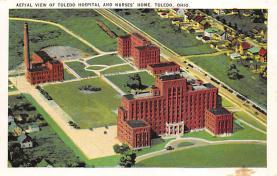 top020565 - Hospitals Post Card