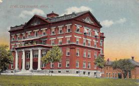 top020567 - Hospitals Post Card