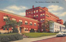 top020569 - Hospitals Post Card