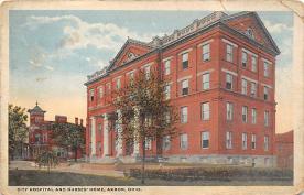 top020571 - Hospitals Post Card