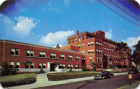top020573 - Hospitals Post Card