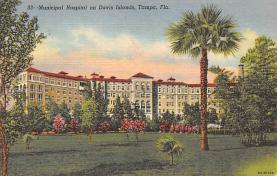 top020575 - Hospitals Post Card