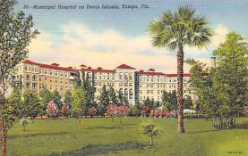 top020577 - Hospitals Post Card