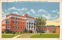 top020823 - Hospitals Post Card