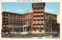 top020829 - Hospitals Post Card