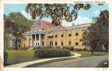 top020831 - Hospitals Post Card