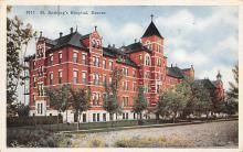 top020833 - Hospitals Post Card
