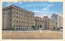 top020835 - Hospitals Post Card