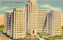 top020839 - Hospitals Post Card