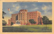 top020849 - Hospitals Post Card