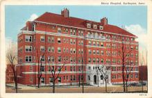 top020861 - Hospitals Post Card