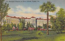 top020867 - Hospitals Post Card