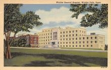top020879 - Hospitals Post Card