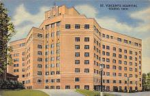 top020881 - Hospitals Post Card