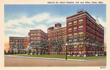 top020885 - Hospitals Post Card