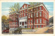 top020895 - Hospitals Post Card