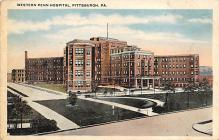top020915 - Hospitals Post Card
