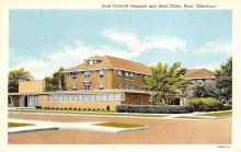 top020927 - Hospitals Post Card