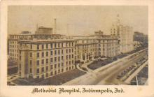 top020939 - Hospitals Post Card