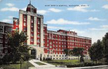 top020955 - Hospitals Post Card