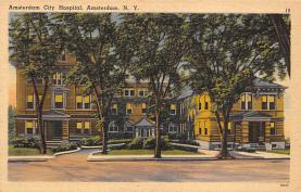 top021021 - Hospitals Post Card