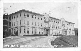 top021023 - Hospitals Post Card
