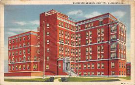 top021025 - Hospitals Post Card