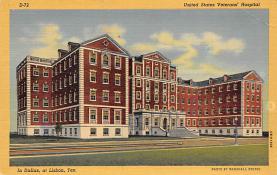 top021033 - Hospitals Post Card