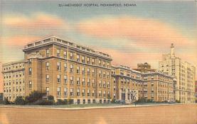 top021035 - Hospitals Post Card
