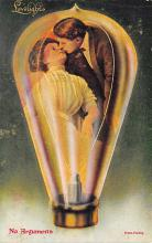 top021243 - Love Light Post Card