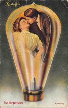 top021251 - Love Light Post Card