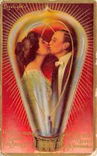 top021253 - Love Light Post Card