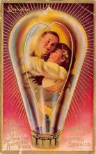 top021255 - Love Light Post Card