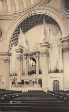 top021325 - Organ Post Card