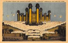top021327 - Organ Post Card