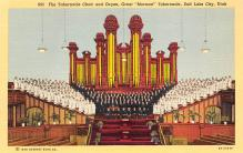 top021329 - Organ Post Card