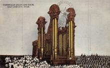 top021335 - Organ Post Card