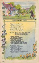 top021591 - Poetry Post Card