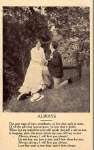 top021603 - Poetry Post Card